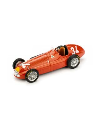 ALFA ROMEO J.M.FANGIO 1950 N.34 WORLD CHAMPIONUPD 1:43