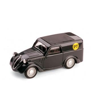 FIAT 500B FURGONCINO PT POSTE E TELEGRAFI 1946-49 1:43