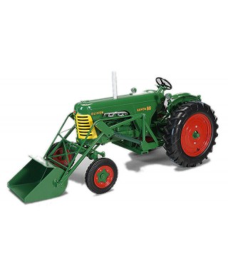 TRATTORE OLIVER 88 W/FRONT LOADER 1:16