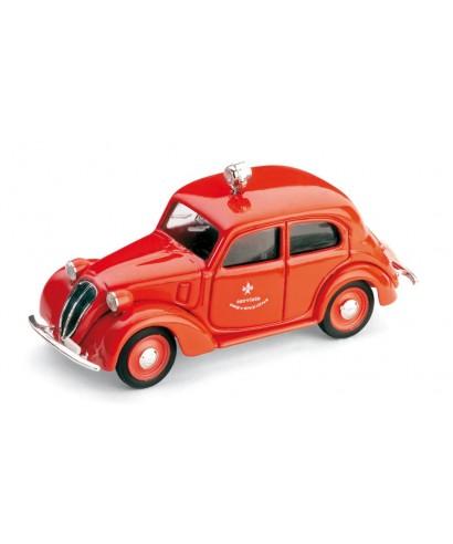 FIAT 1100 (508 C) VIGILI DEL FUOCO 1:43
