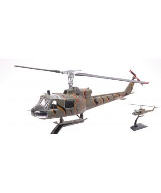 BELL UH-18 HUEY VIETNAM 1964 1:72