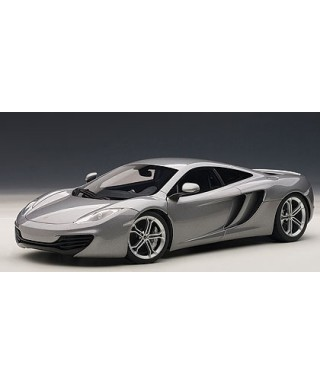 MC LAREN MP4-12C 2011 SILVER 1:18