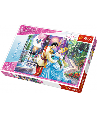 DISNEY PRINCESS DANCING IN THE MOONLIGHT PUZZLE Pz.200