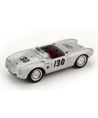 """PORSCHE 550 RS SPYDER 1955 N.130 JAMES DEAN """"LITTLE BASTARD"""" 1:43"""