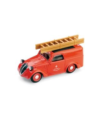 FIAT 500 B VIGILI DEL FUOCO 1946 1:43