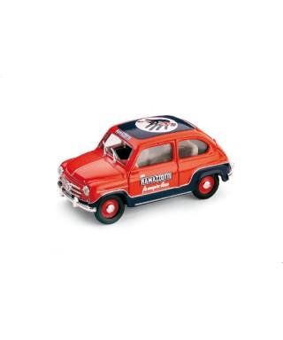 FIAT 600 RAMAZZOTTI 1960 1:43