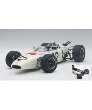 HONDA RA272 R.BUCKNUM 1965 N.12 5th MEXICO GP 1:18