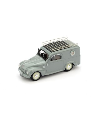 FIAT 500 C FURGONE POSTE ITALIANE VARESE 1956 1:43