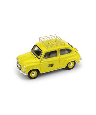 FIAT 600D 1960 AGIP 1:43