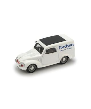 FIAT 500C FURGONE FORDSON 1950 1:43