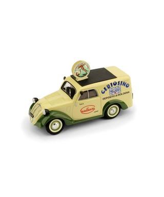 FIAT 500B FURGONE 1950 GALBANI 1:43