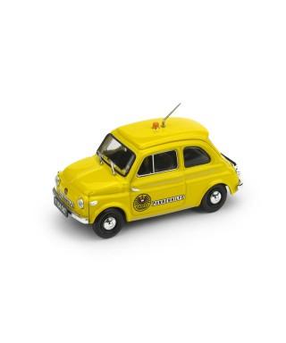 STEYR PUCH 500D 1959 OAMTC AUTOMOBIL CLUB AUSTRIA 1:43