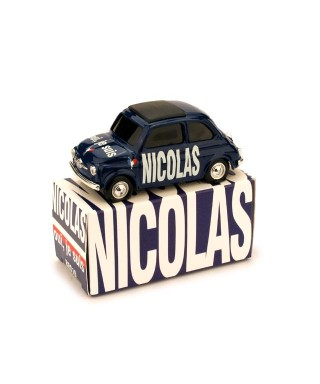 FIAT 500 NICOLAS OUI JE SUIS 1:43