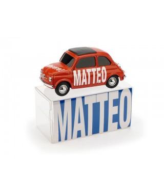 FIAT 500 MATTEO VINCERE! 1:43