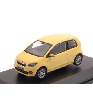 SKODA CITIGO 1999 3 DOORS SUNFLOWER YELLOW 1:43