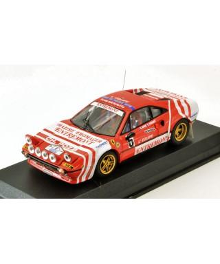 FERRARI 308 GTB N.6 WINNER TOUR DE FRANCE 1981 ANDRUET-BOUCHETAL 1:43