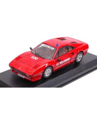 FERRARI 308 GTB COUPEVIGILI DEL FUOCO AUSTRIA 1983 1:43