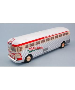 GMC PD 3751 TRAILWAYS 1955 1:43
