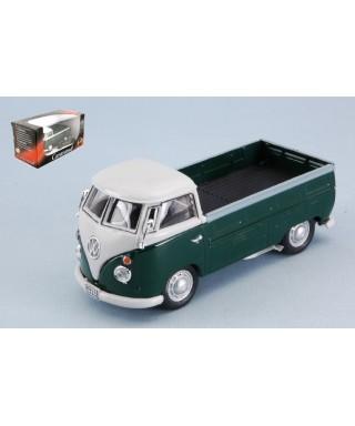 VW T1 PICK UP 1960 GREEN/WHITE 1:43