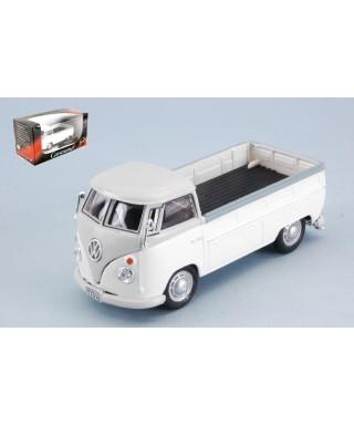 VW T1 PICK UP 1960 WHITE 1:43