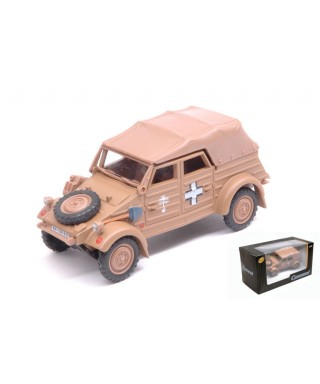 VW KUBELWAGEN TYPE 82 CLOSED SAND 1:43