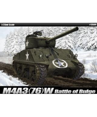 M4 A3 (76) W BATTLE OF BULGE KIT 1:35