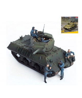 USSR M10 LEND LEASE KIT 1:35