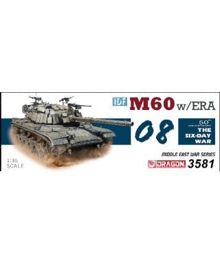 M60 W/ERA THE SIX DAY WAR KIT 1:35