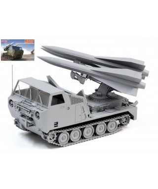 M727 MIM-23 TRACKED GUIDED MISSILE KIT 1:35