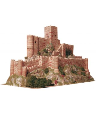 ALMANSA CASTLE SEC.XIII PCS 3600 KIT 1:350