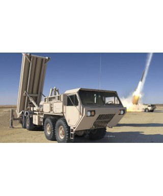 M1120 TERMINAL HIGH ALTITUDE AREA DEFENSE MISSILE LAUNCHER KIT 1:35