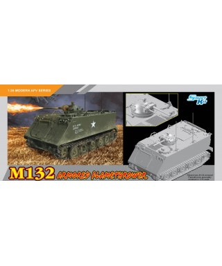 M132 ARMORED FLAMETHROWER KIT 1:35