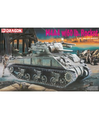 M4A4 W/60LB ROCKET KIT 1:35