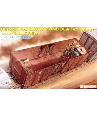 GERMAN RAILWAY GONDOLA KIT 1:35