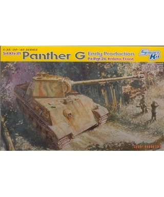 PANTHER G ITALIAN FRONT KIT 1:35