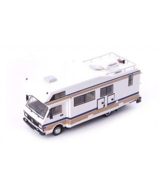 VW LT 50 NIESMANN BISCHOFF CLOU TREND 670 F 1988 WHITE 1:43