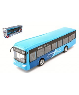 CITY BUS BLUE cm 19