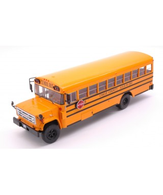 GMC 6000 SCHOOLBUS 1990 REPRODUCTION 1:43