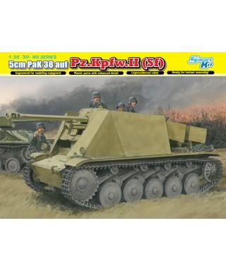 PAK 38 5 cm AUF FGST.PZ.KPFW.II (SF) KIT 1:35