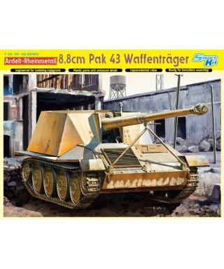 WAFFENTRAGER 8,8 cm PAK 43 KIT 1:35