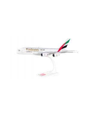 AIRBUS A380-800 EMIRATES 1:250