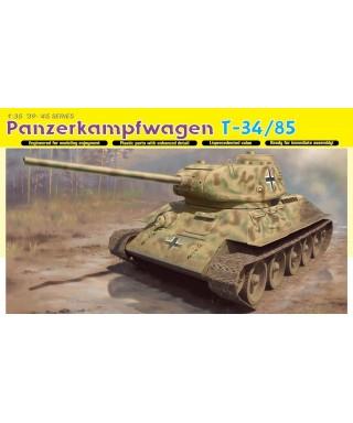 PANZERKAMPFWAGEN T-34/85 KIT 1:35