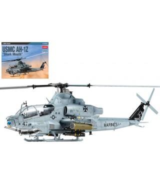 ELICOTTERO USMC AH-1ZA SHARK MOUTH KIT 1:35