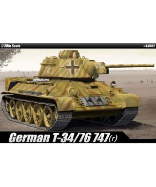 T-34 747 (R) GERMAN VERSION KIT 1:35