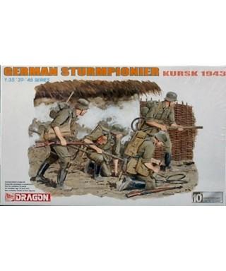 GERMAN STURMPION.KURSK 43 KIT 1:35
