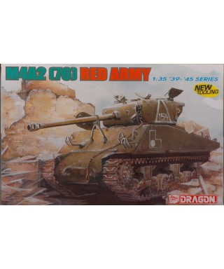 M 4 A 2 (76) RED ARMY KIT 1:35