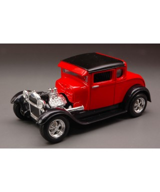 FORD MODEL A 1929 RED 1:24