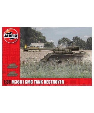 M36B1 GMC US ARMY KIT 1:35