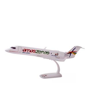 AEREO CRJ-200 AMASZONAS URUGUAY 1:100