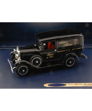 FORD MODEL A LIVERY SUTTON FLORIST 1913 1:43